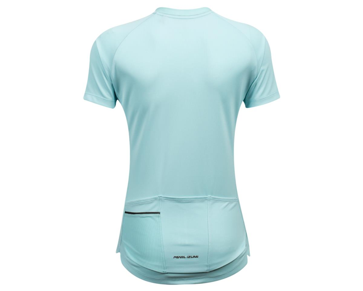 Image 2 for Pearl Izumi Women's Sugar Jersey (Air/Navy) (L)