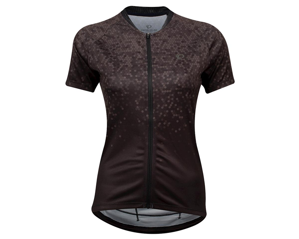 Pearl Izumi Women's Sugar Jersey (Black/Phantom Hex) (L)