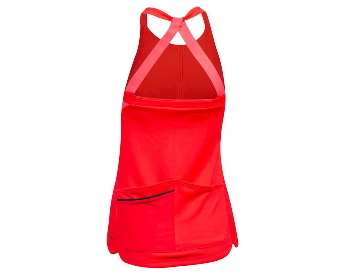 Image 2 for Pearl Izumi Women's Sugar Sleeveless Jersey (Atomic Red) (S)