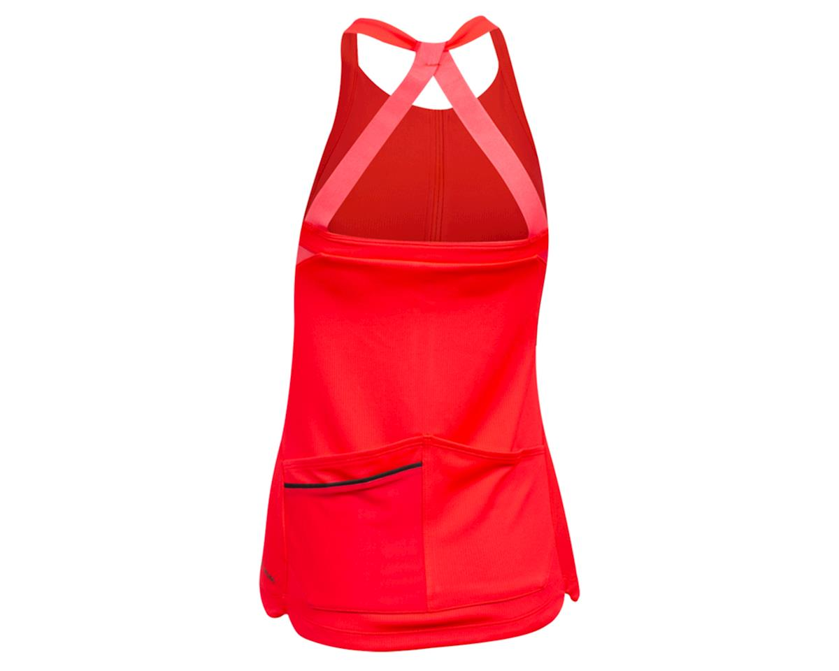 Image 2 for Pearl Izumi Women's Sugar Sleeveless Jersey (Atomic Red) (XL)