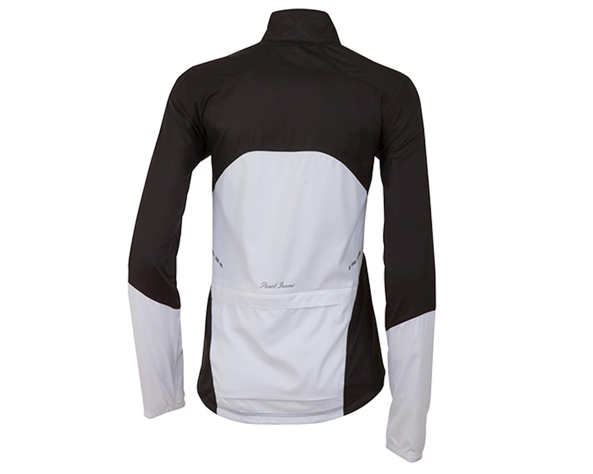 Pearl Izumi Elite Barrier Women's Bike Jacket (Black/White) (M)