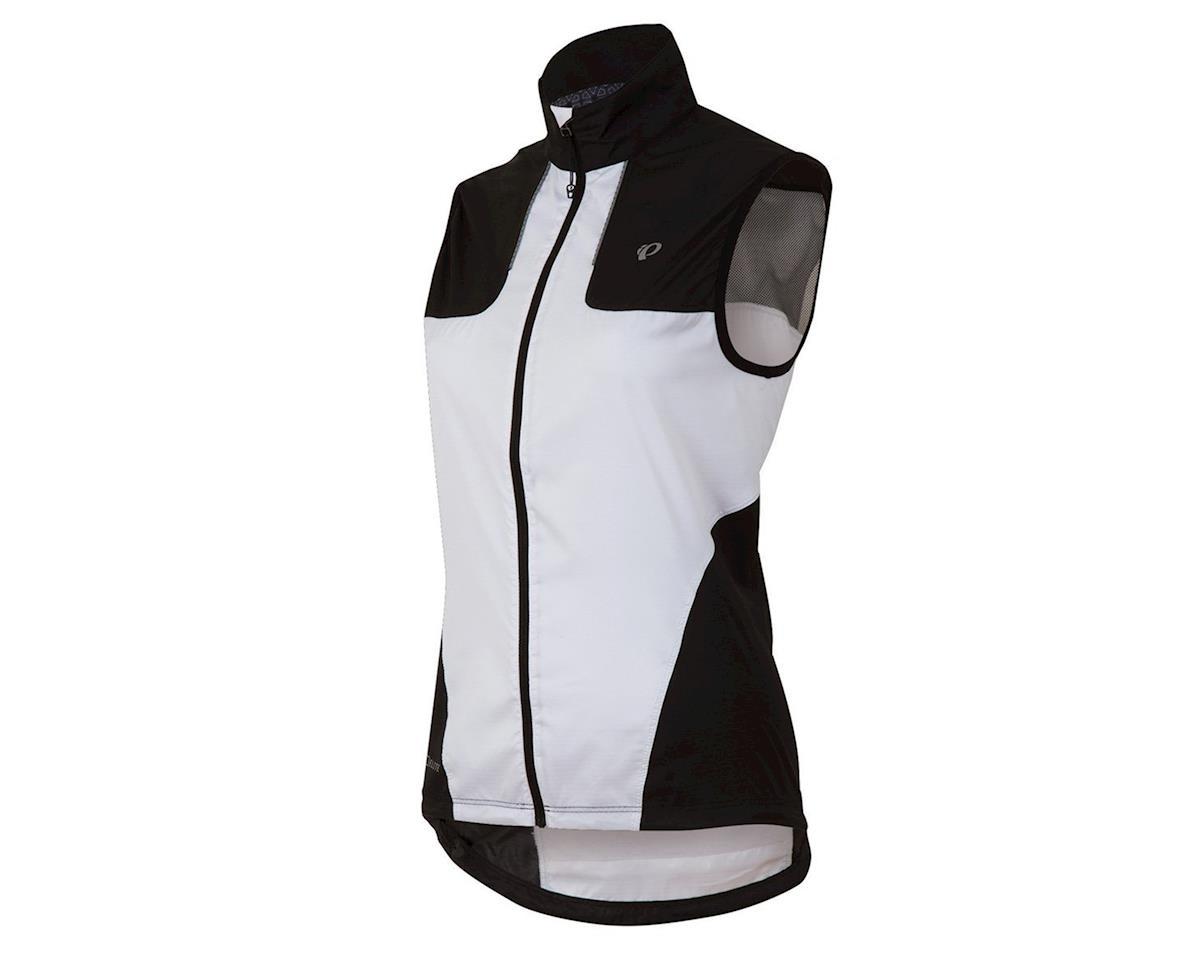 Elite Barrier Women's Bike Vest (White/Black)