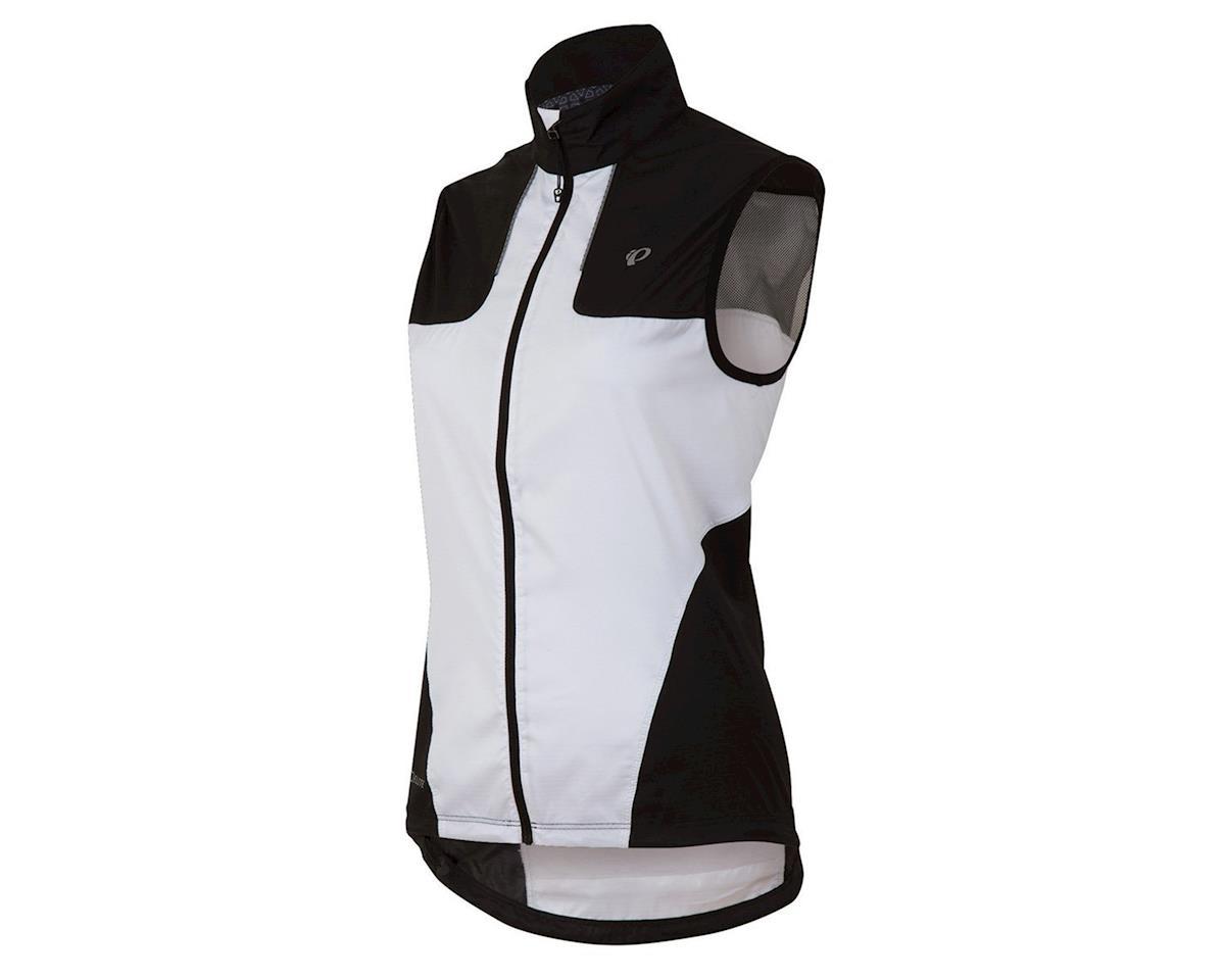 Pearl Izumi Elite Barrier Women's Bike Vest (White/Black) (XS)