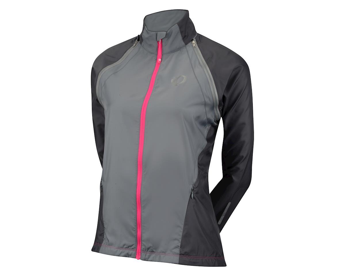 Pearl Izumi Women's Elite Barrier Convertible Jacket (Grey)