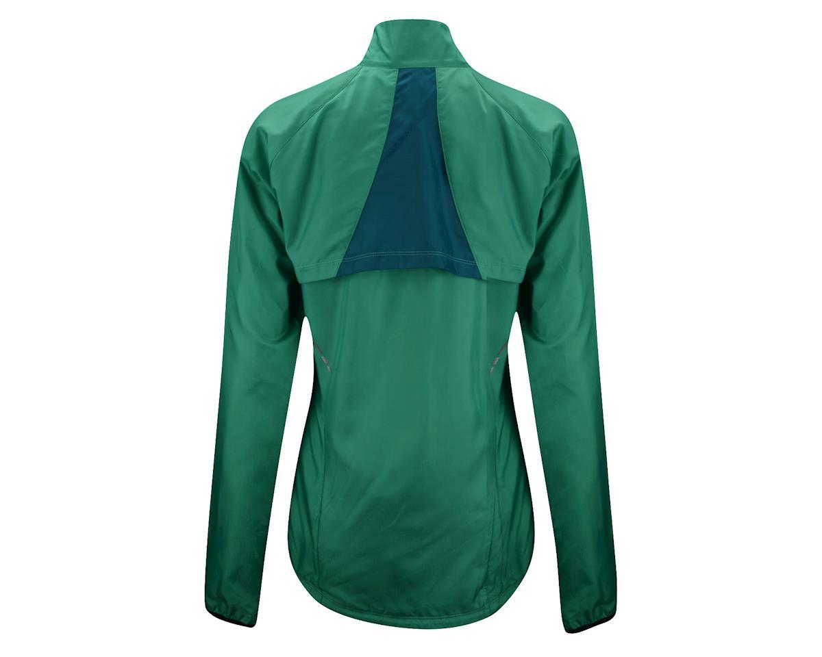 Pearl Izumi Women's ELITE Barrier Jacket (Teal Gr)