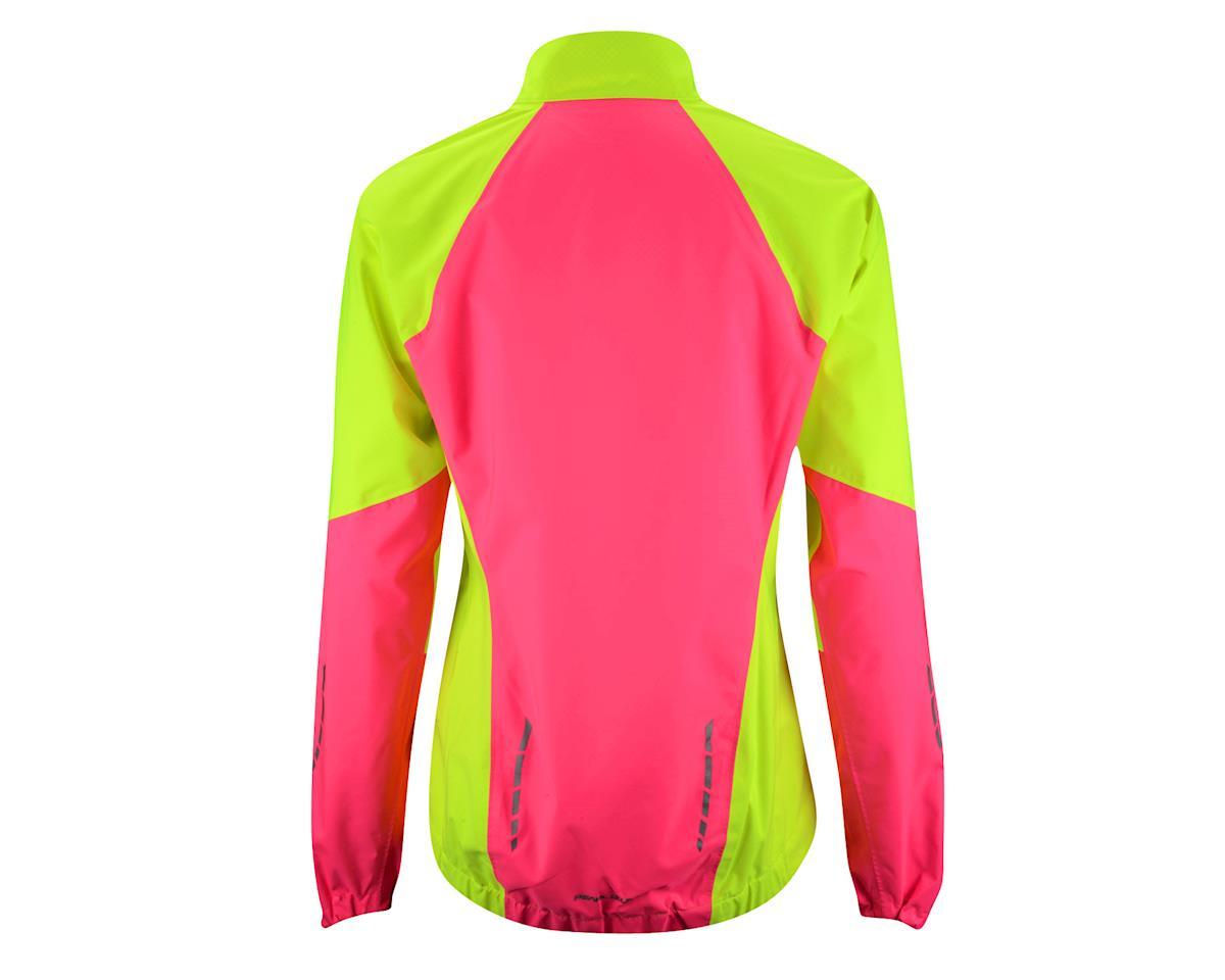 Pearl Izumi Women's ELITE WxB Jacket (Screaming Yellow) (Large)