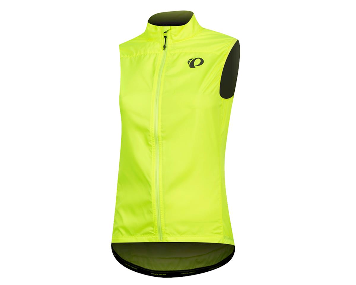 Pearl Izumi Women's Elite Escape Barrier Vest (Screaming Yellow) (XL)