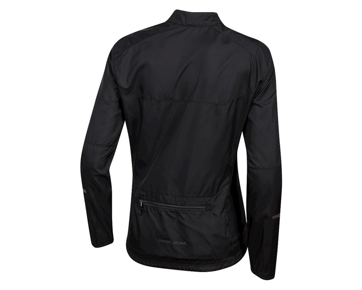Pearl Izumi Women's Elite Escape Barrier Jacket (Black) (L)