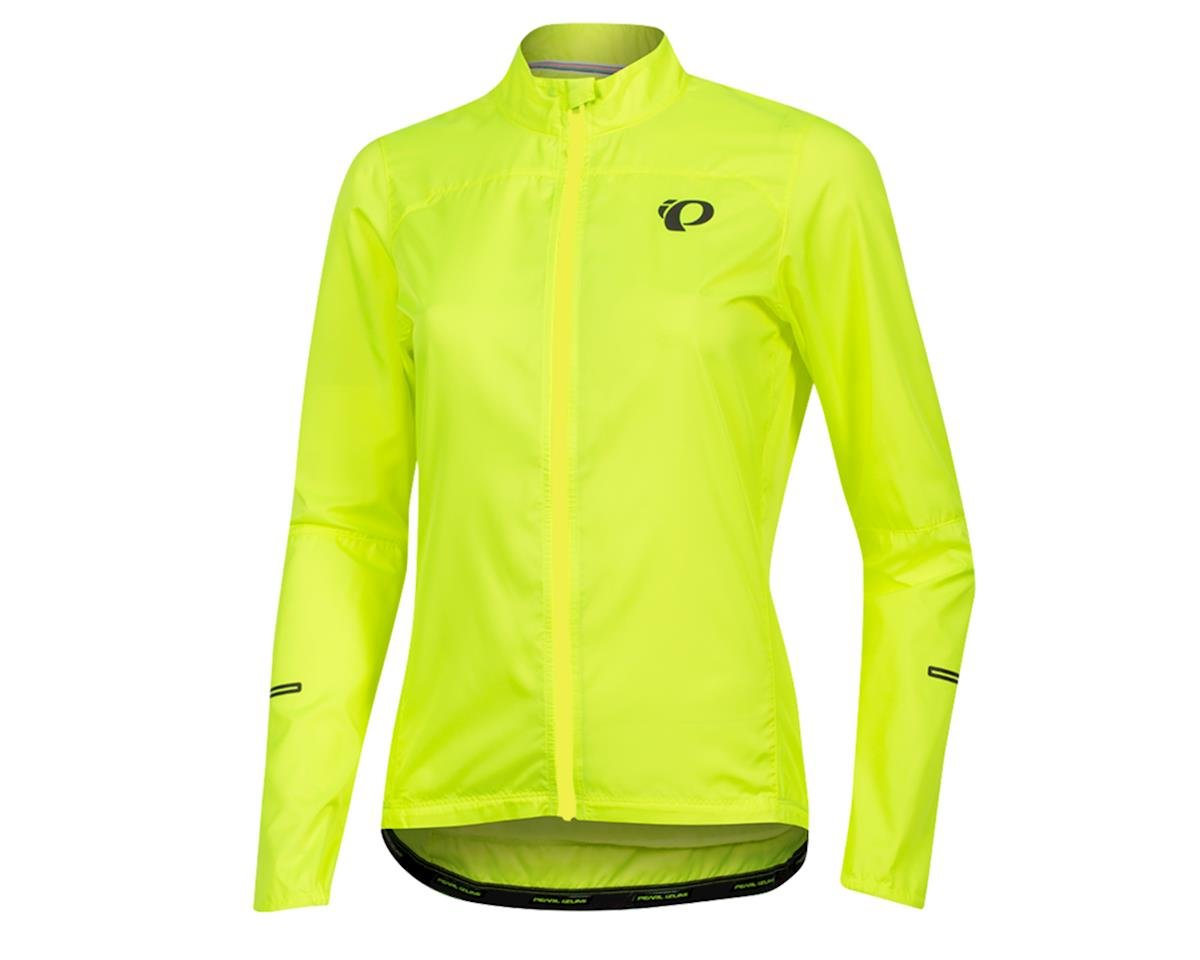 Pearl Izumi Women's Elite Escape Barrier Jacket (Screaming Yellow) (L)