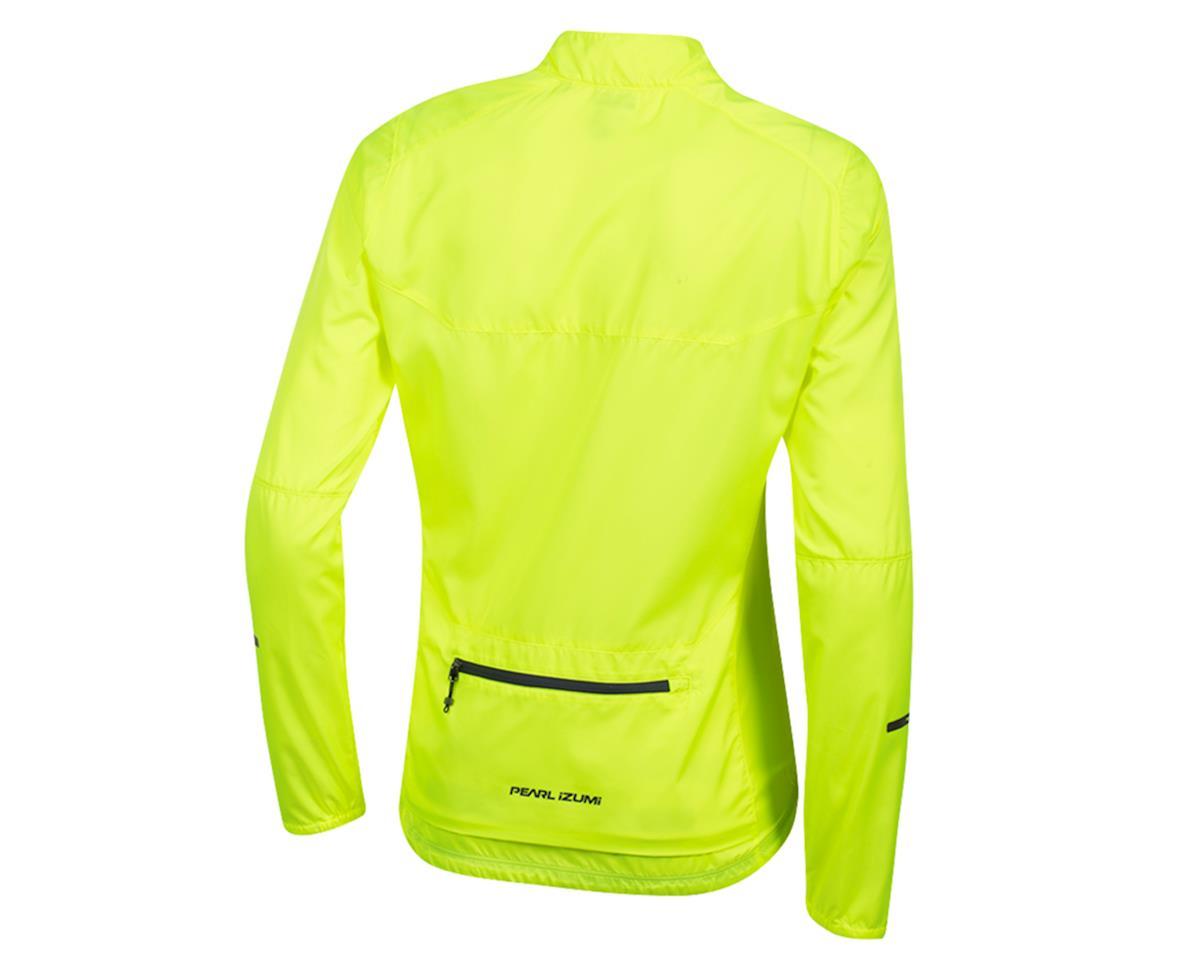 Pearl Izumi Women's Elite Escape Barrier Jacket (Screaming Yellow) (L)