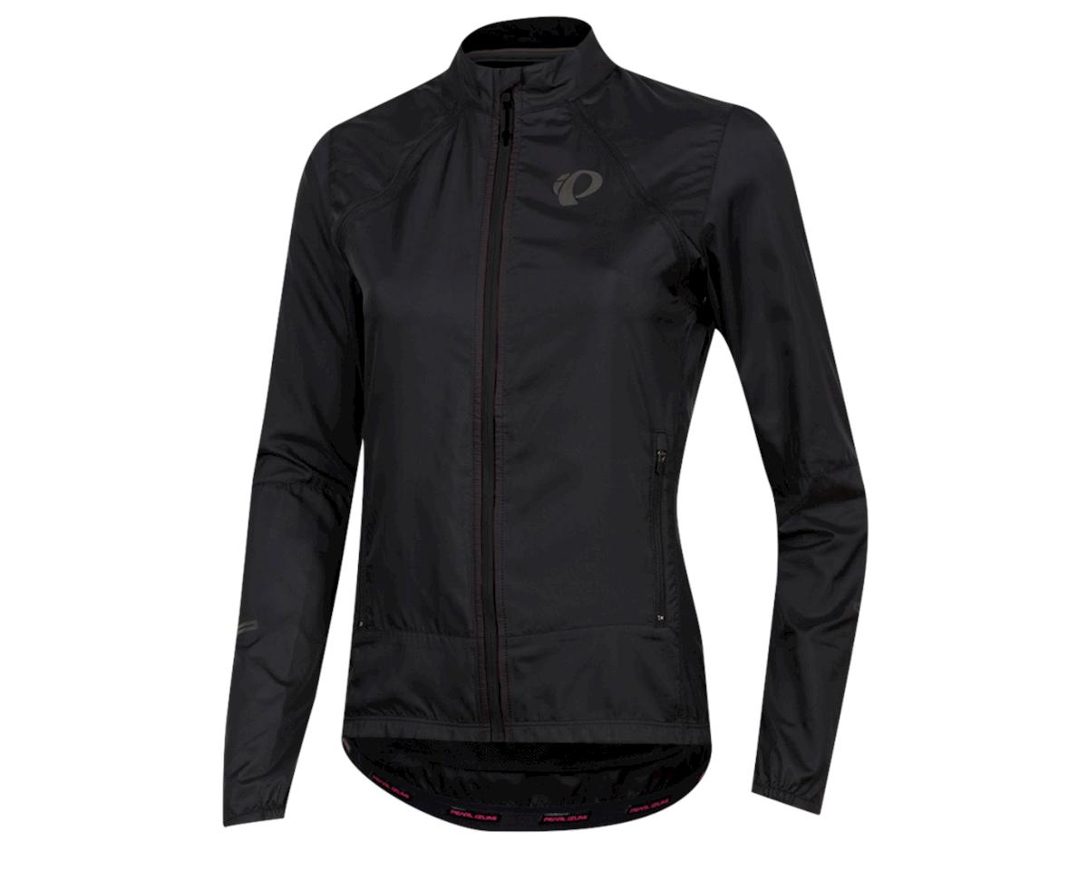 Pearl Izumi Women's Elite Escape Convertible Jacket (Black) (L)