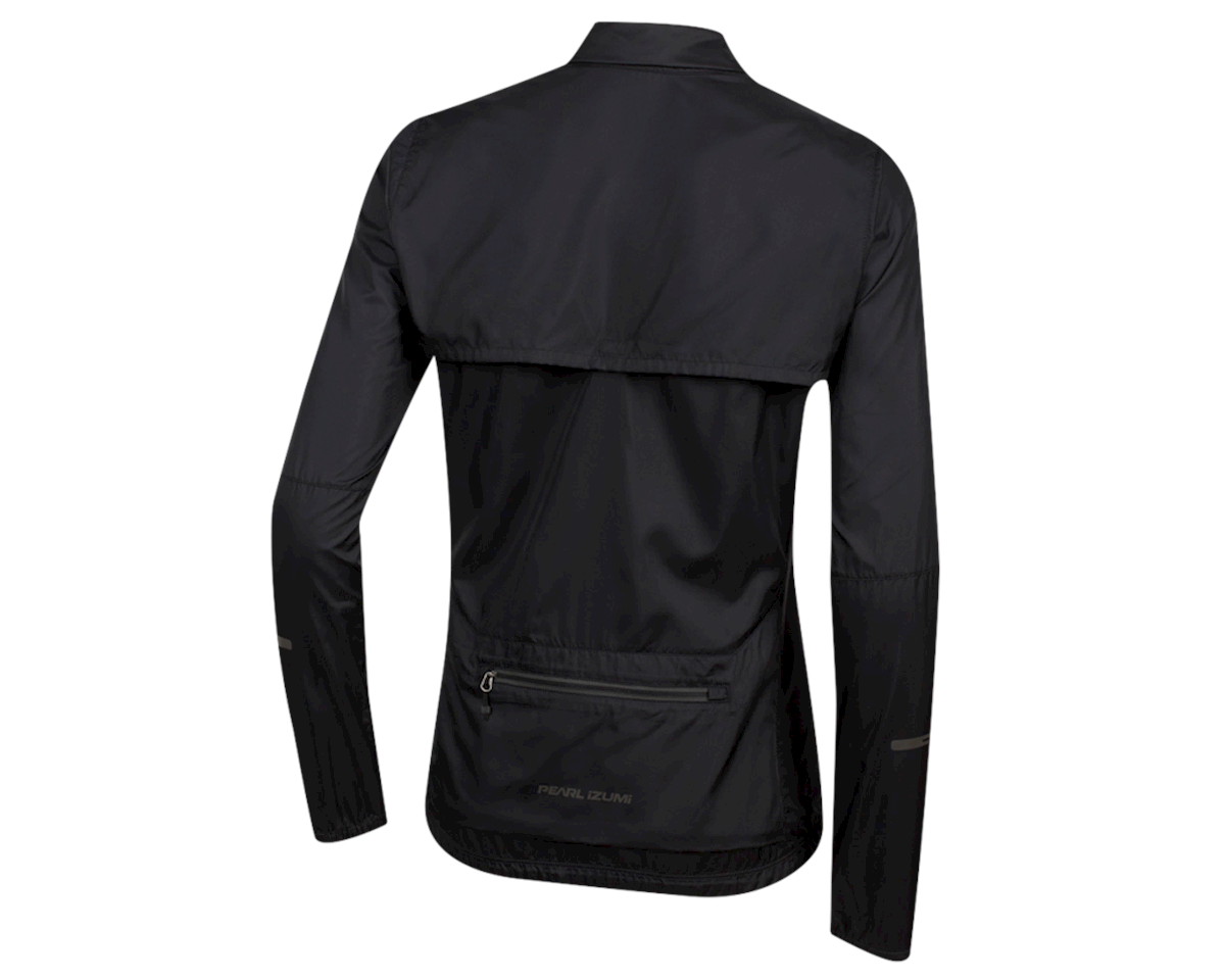 Pearl Izumi Women's Elite Escape Convertible Jacket (Black) (XL)