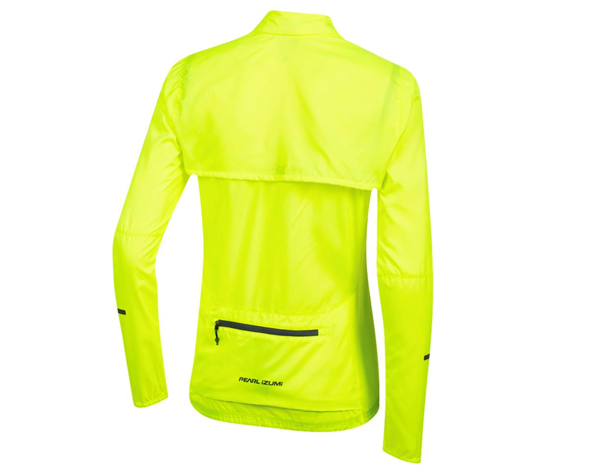 Pearl Izumi Women's Elite Escape Convertible Jacket (Screaming Yellow) (S)