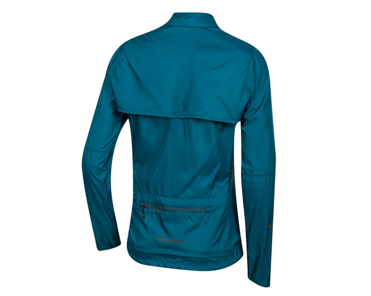 Image 2 for Pearl Izumi Women's Elite Escape Convertible Jacket (Teal) (S)
