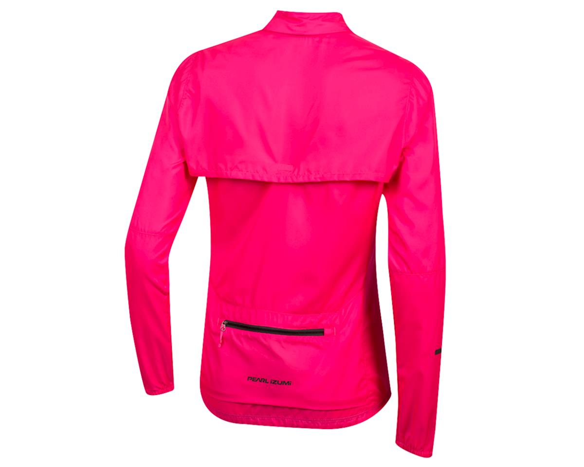 Pearl Izumi Women's Elite Escape Convertible Jacket (Screaming Pink) (M)