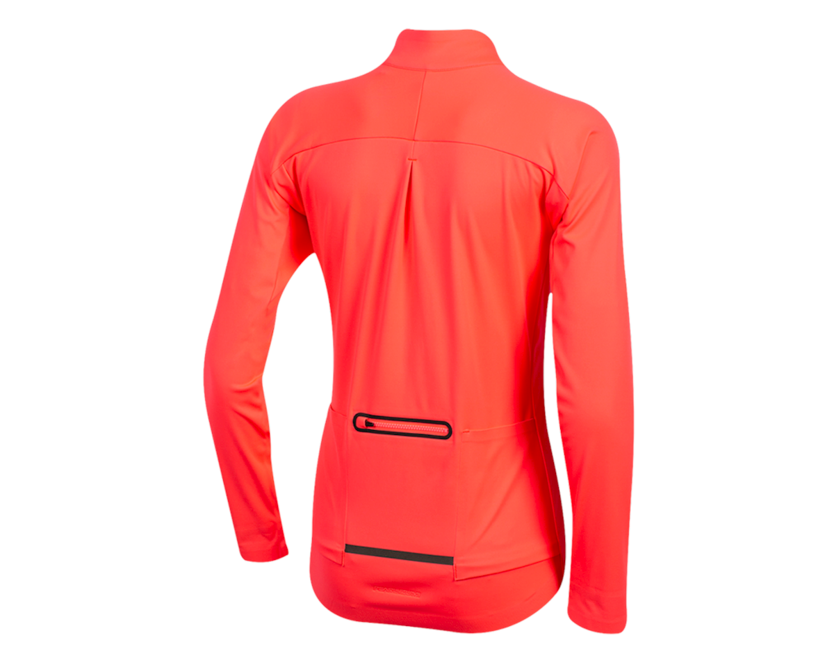 Image 2 for Pearl Izumi Women's PRO AmFIB Shell (Atomic Red) (2XL)