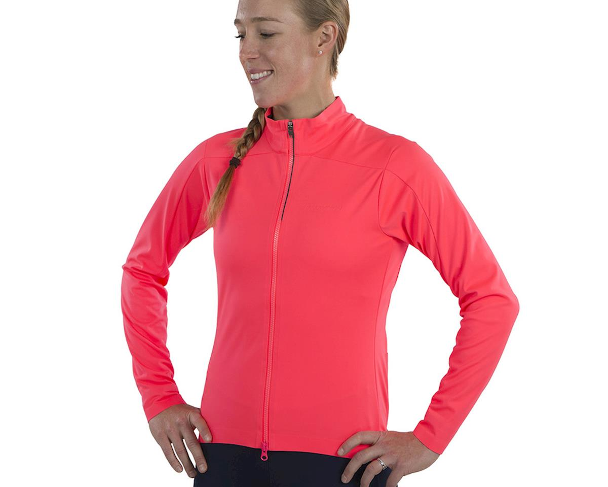 Image 3 for Pearl Izumi Women's PRO AmFIB Shell (Atomic Red) (2XL)