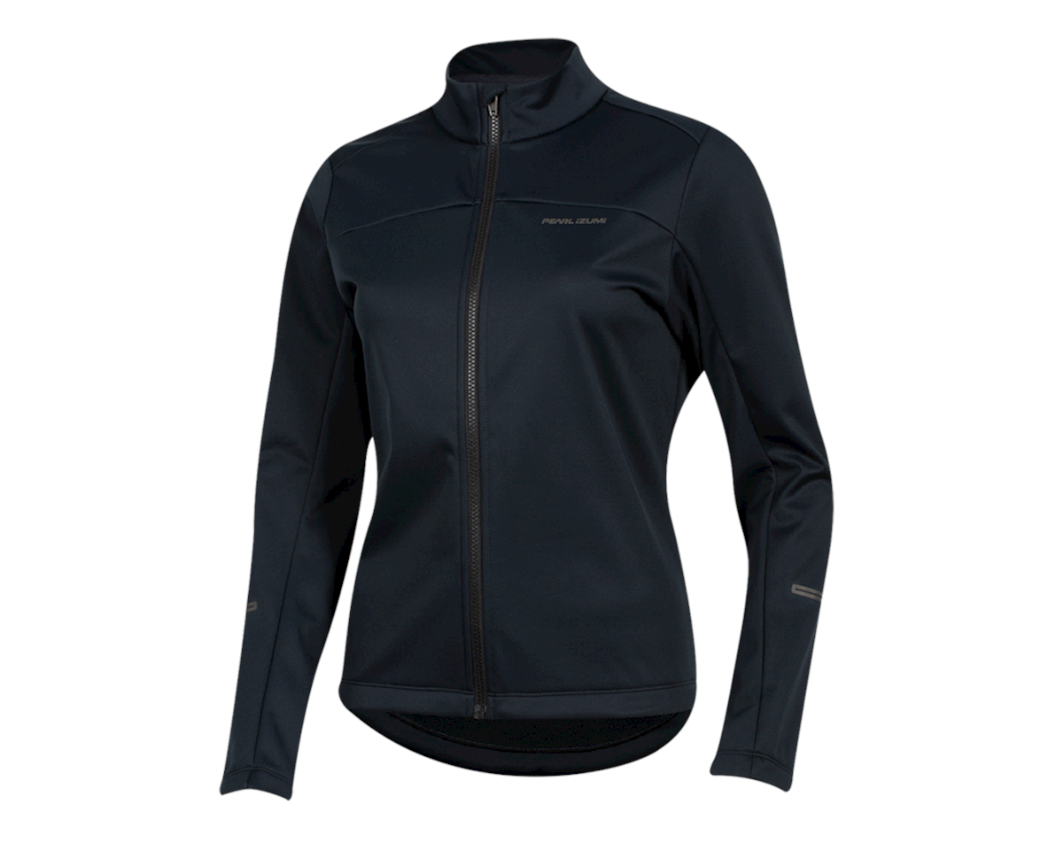 Pearl Izumi Women's Quest AmFIB Jacket (Black) (XL)