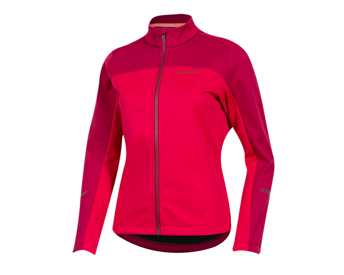 Pearl Izumi Women's Quest AmFIB Jacket (Beet Red) (L)