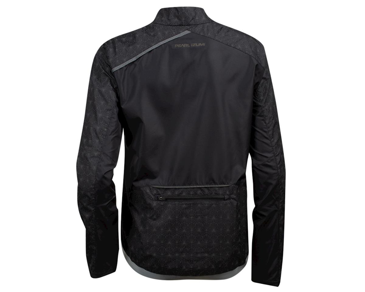 Image 2 for Pearl Izumi Women's Bioviz Barrier Jacket (Black/Reflective Deco) (XS)