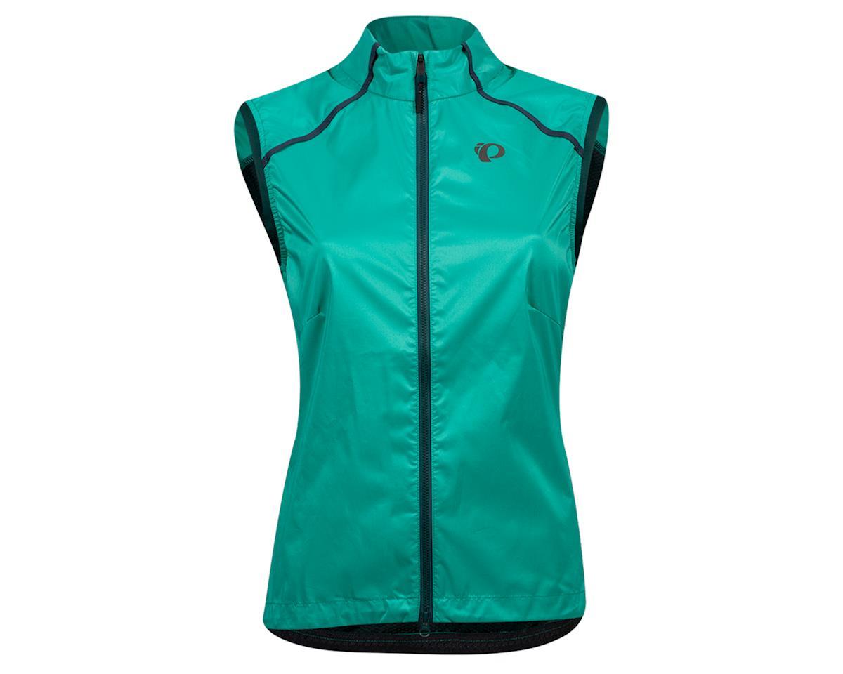 Image 1 for Pearl Izumi Women's Zephrr Barrier Vest (Malachite/Pine) (XS)