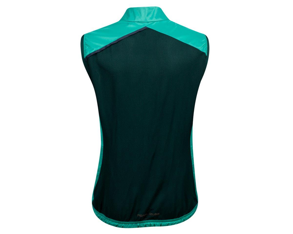 Image 2 for Pearl Izumi Women's Zephrr Barrier Vest (Malachite/Pine) (2XL)