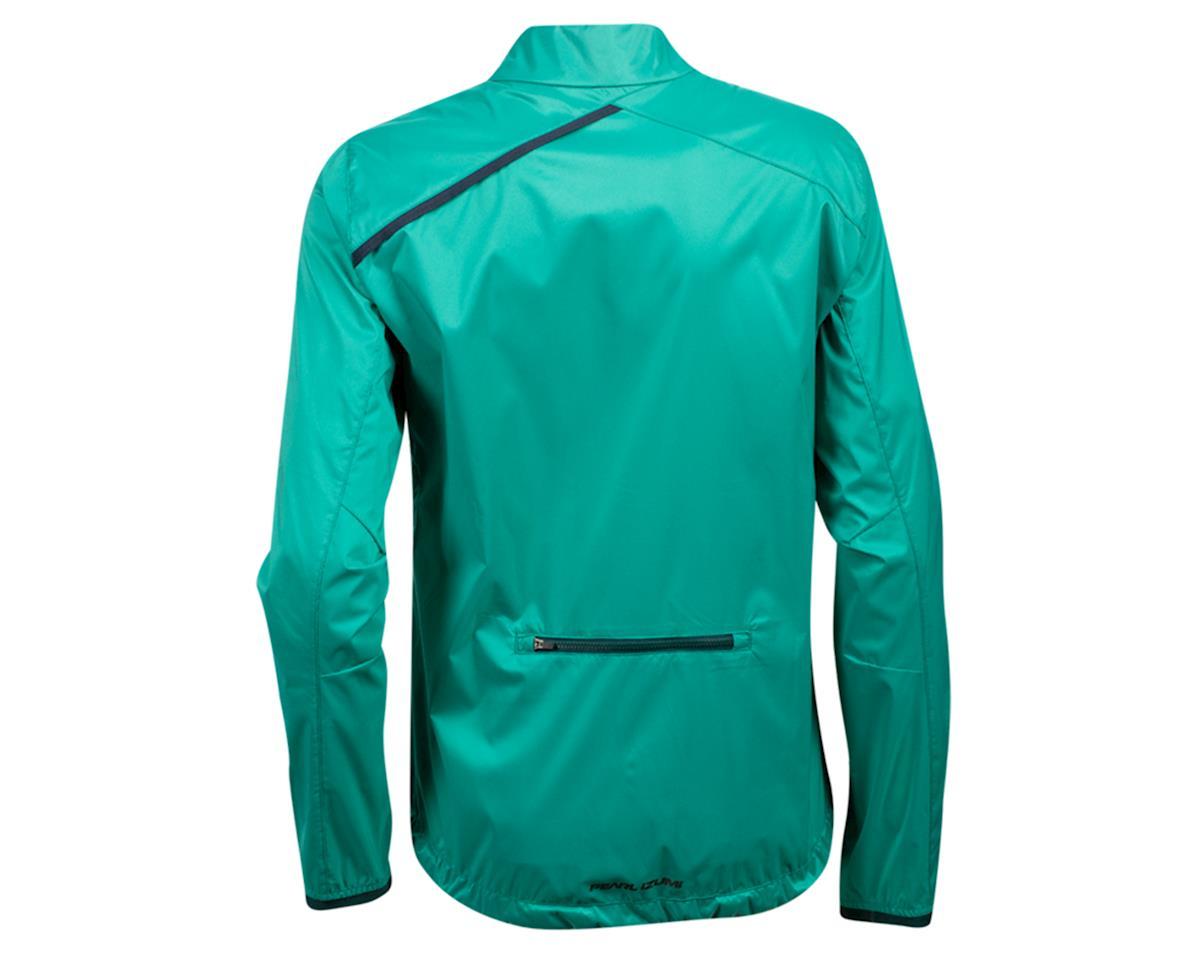 Image 2 for Pearl Izumi Women's Zephrr Barrier Jacket (Malachite/Pine) (S)
