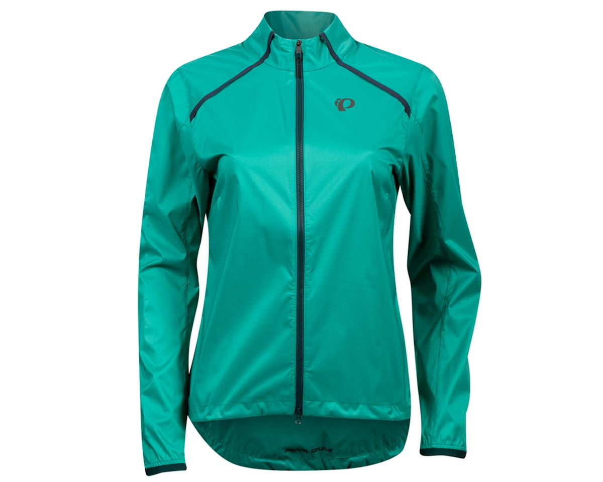 Image 1 for Pearl Izumi Women's Zephrr Barrier Jacket (Malachite/Pine) (2XL)