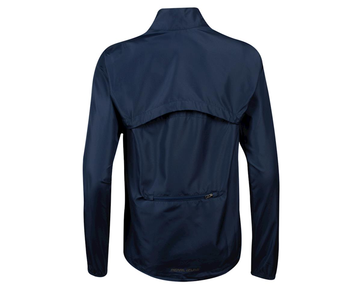 Image 2 for Pearl Izumi Women's Quest Barrier Convertable Jacket (Navy/Air) (XL)