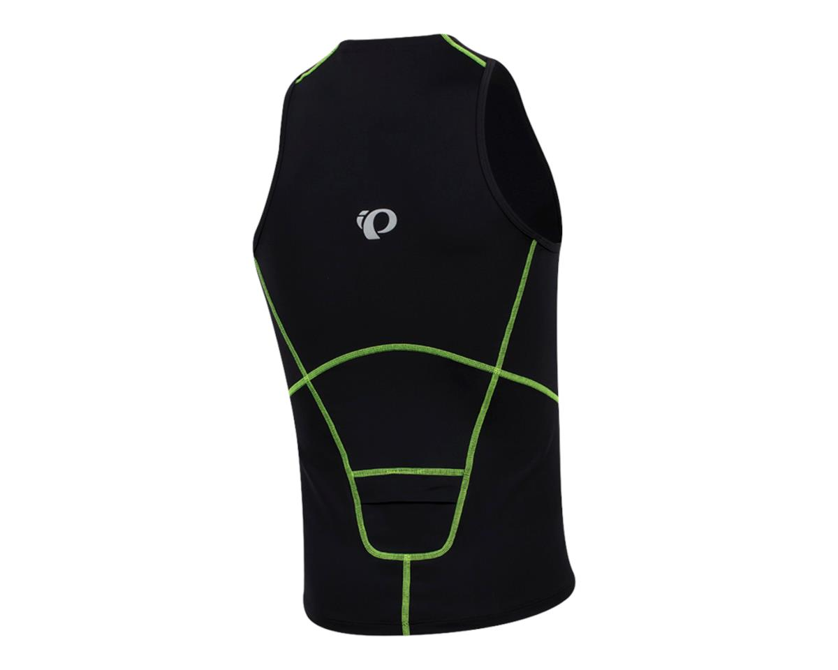 Image 2 for Pearl Izumi Select Pursuit Tri Singlet (Black/Screaming Yellow) (XS)