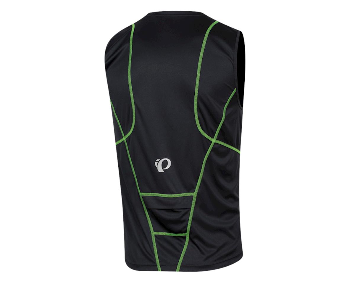 Pearl Izumi Select Pursuit Tri Jersey (Black/Screaming Green) (S)