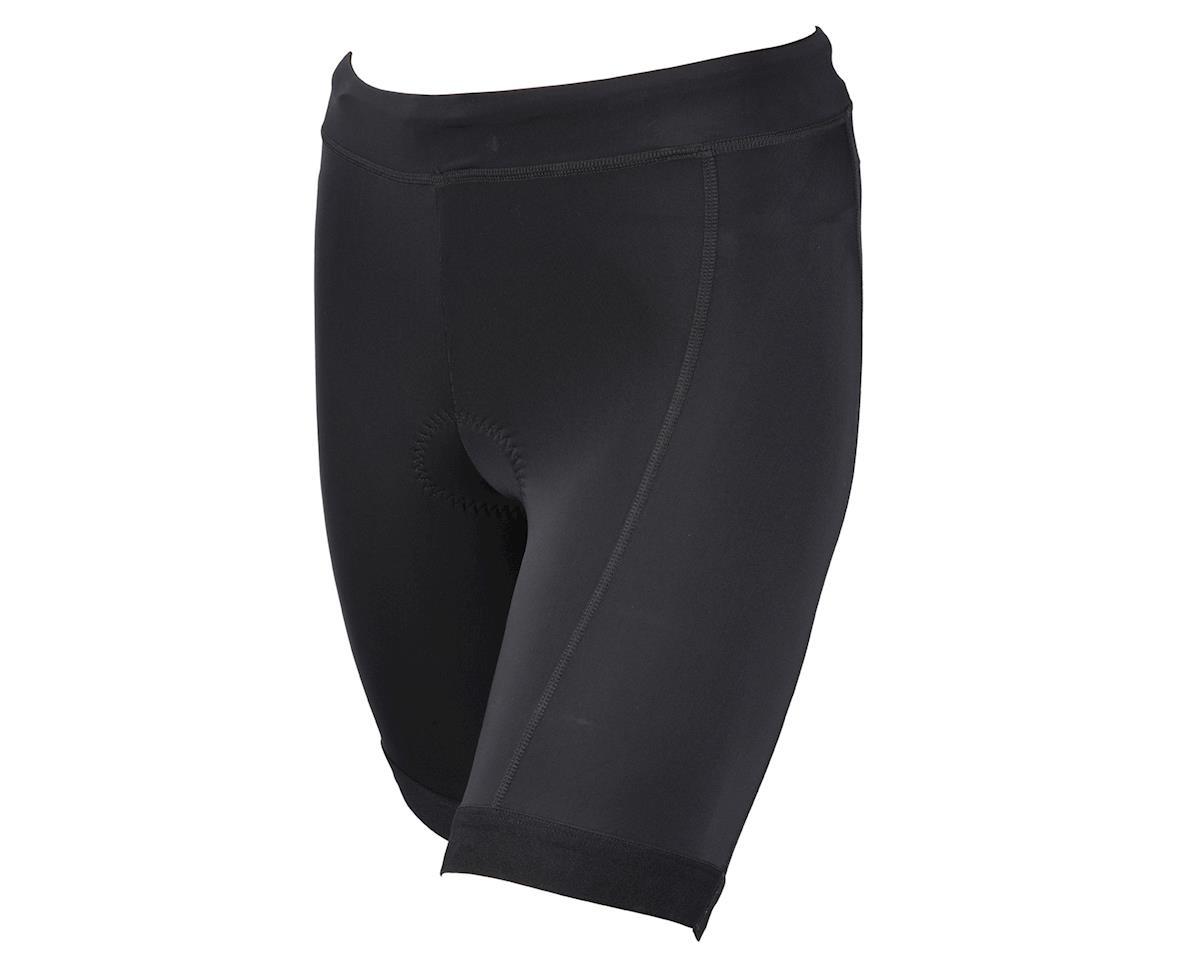 Pearl Izumi Women's Select Pursuit Tri Shorts (Black) (2XL)