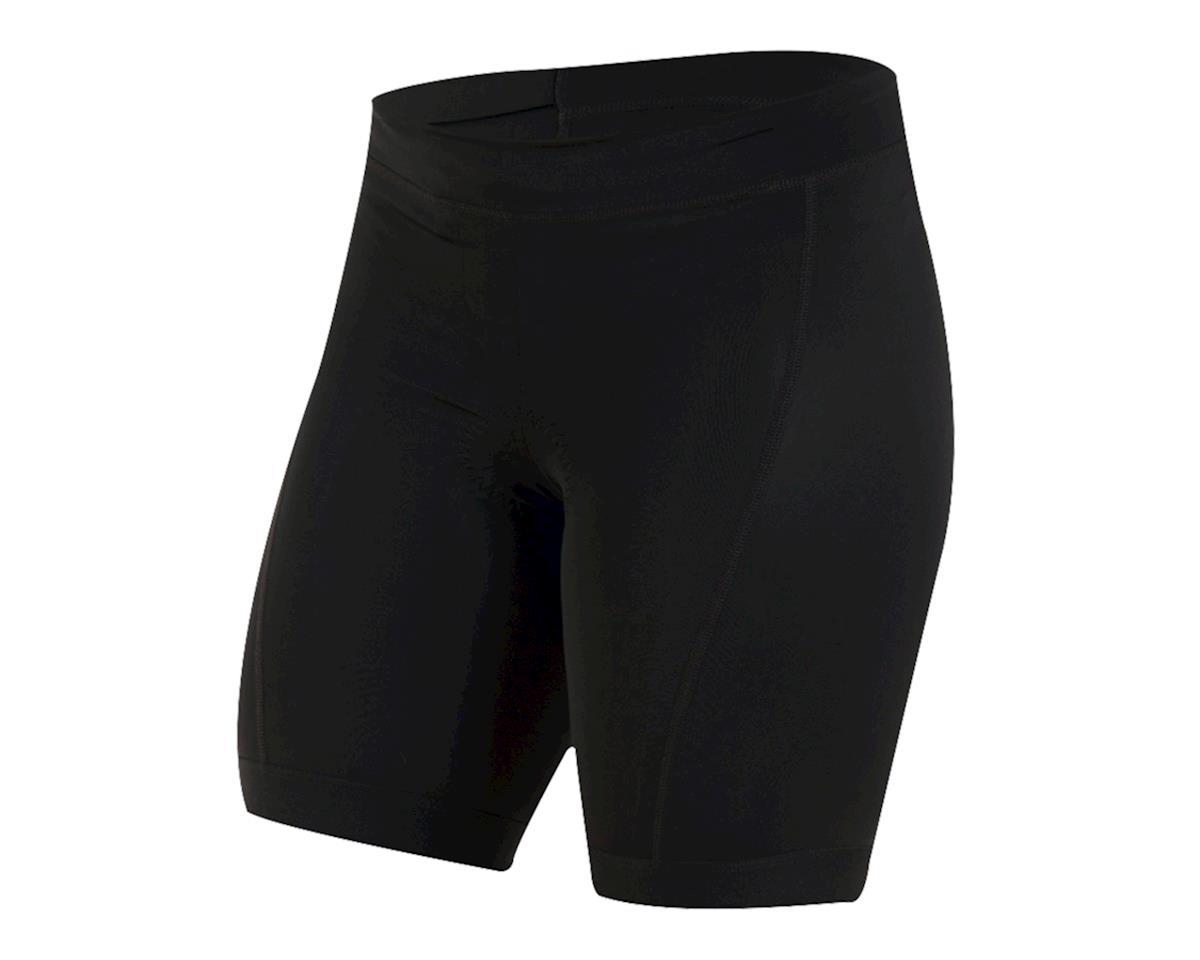 "Pearl Izumi Women's Elite Tri 6"" Short (Black) (L)"