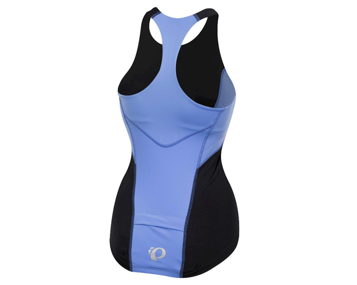 Pearl Izumi Women's Select Pursuit Tri Tank (Black/Lavender) (S)
