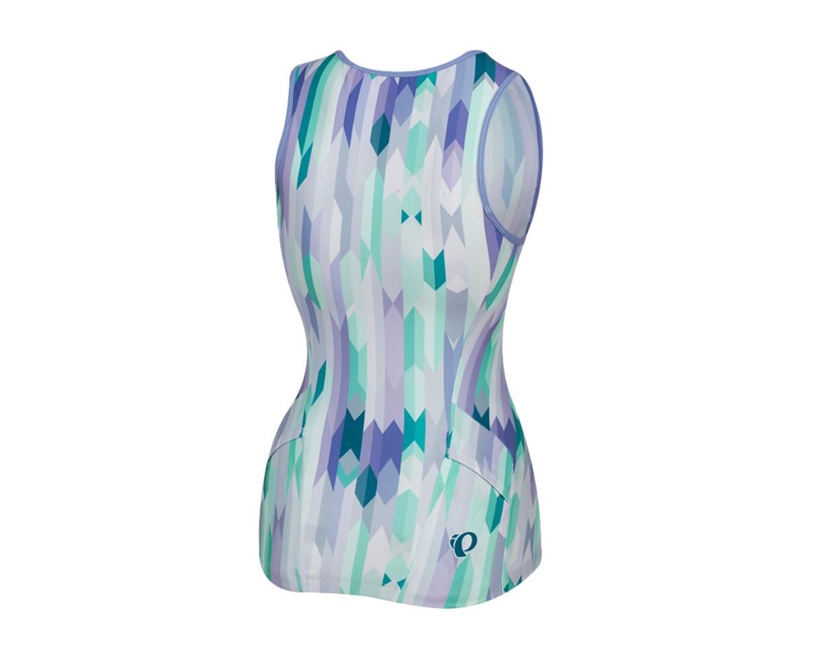 Pearl Izumi Women's Elite Pursuit Tri Singlet (Lavender/Breeze Quartz) (L)