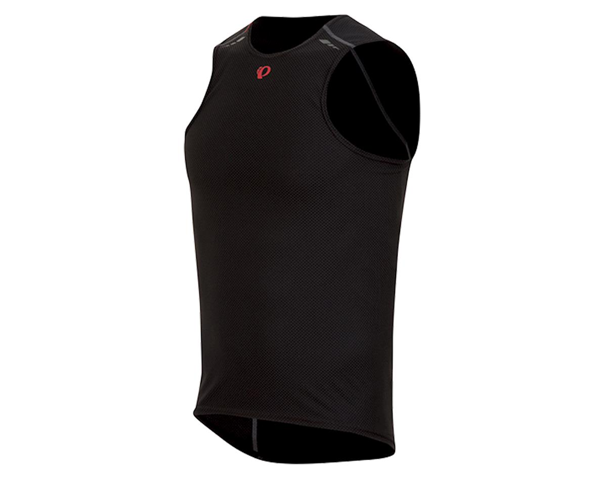 Pearl Izumi Transfer Lite Sleeveless Cycling Base Layer (Black) (S)