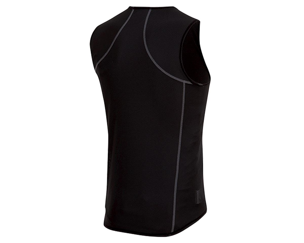 Pearl Izumi Transfer Lite Sleeveless Cycling Base Layer (Black) (2XL)