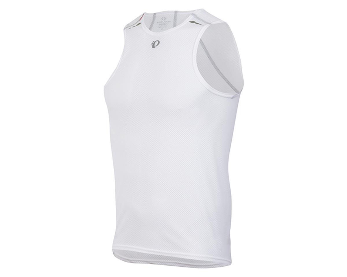 Pearl Izumi Transfer Lite Sleeveless Cycling Base Layer (White)