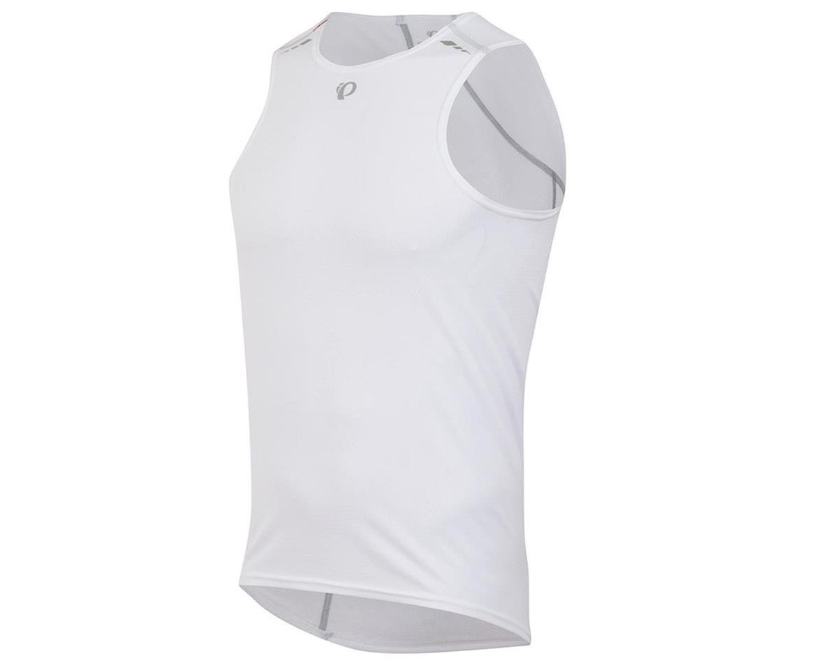 Pearl Izumi Transfer Sleeveless Cycling Base Layer (White)