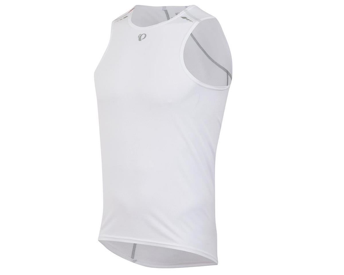 Pearl Izumi Transfer Sleeveless Cycling Base Layer (White) (XL)