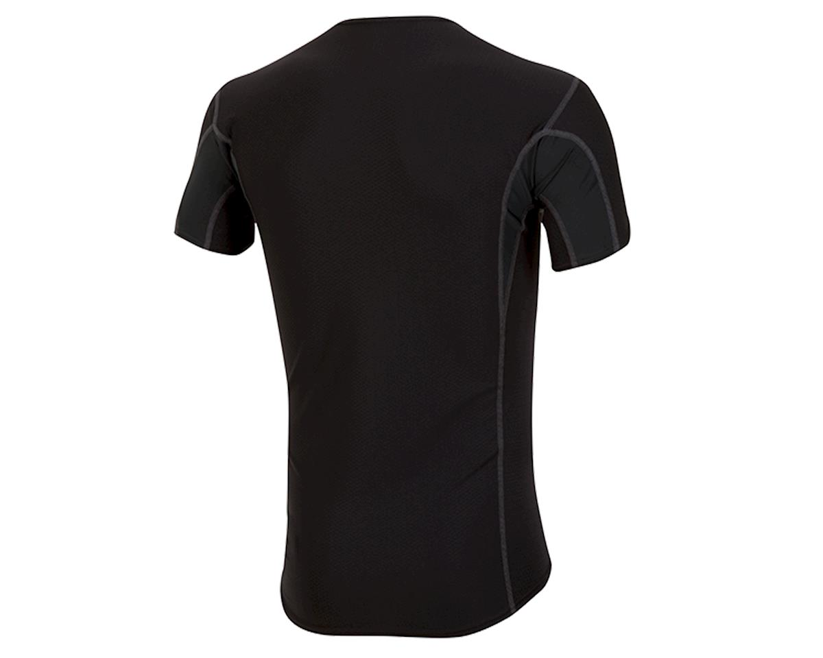Pearl Izumi Transfer Short Sleeve Cycling Base Layer (Black) (S)