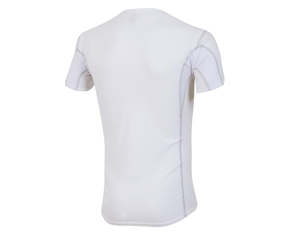 Pearl Izumi Transfer Short Sleeve Cycling Base Layer (White)