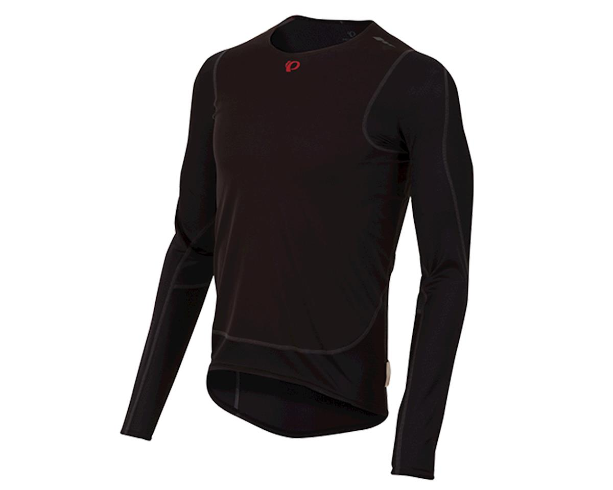Pearl Izumi Barrier Long Sleeve Cycling Base Layer (Black) (XL)