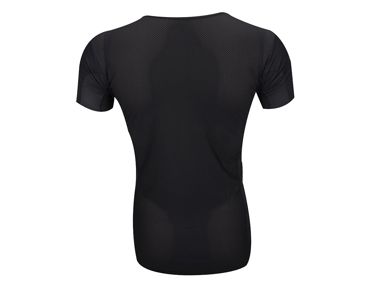 Pearl Izumi Transfer Short Sleeve Baselayer (Black)