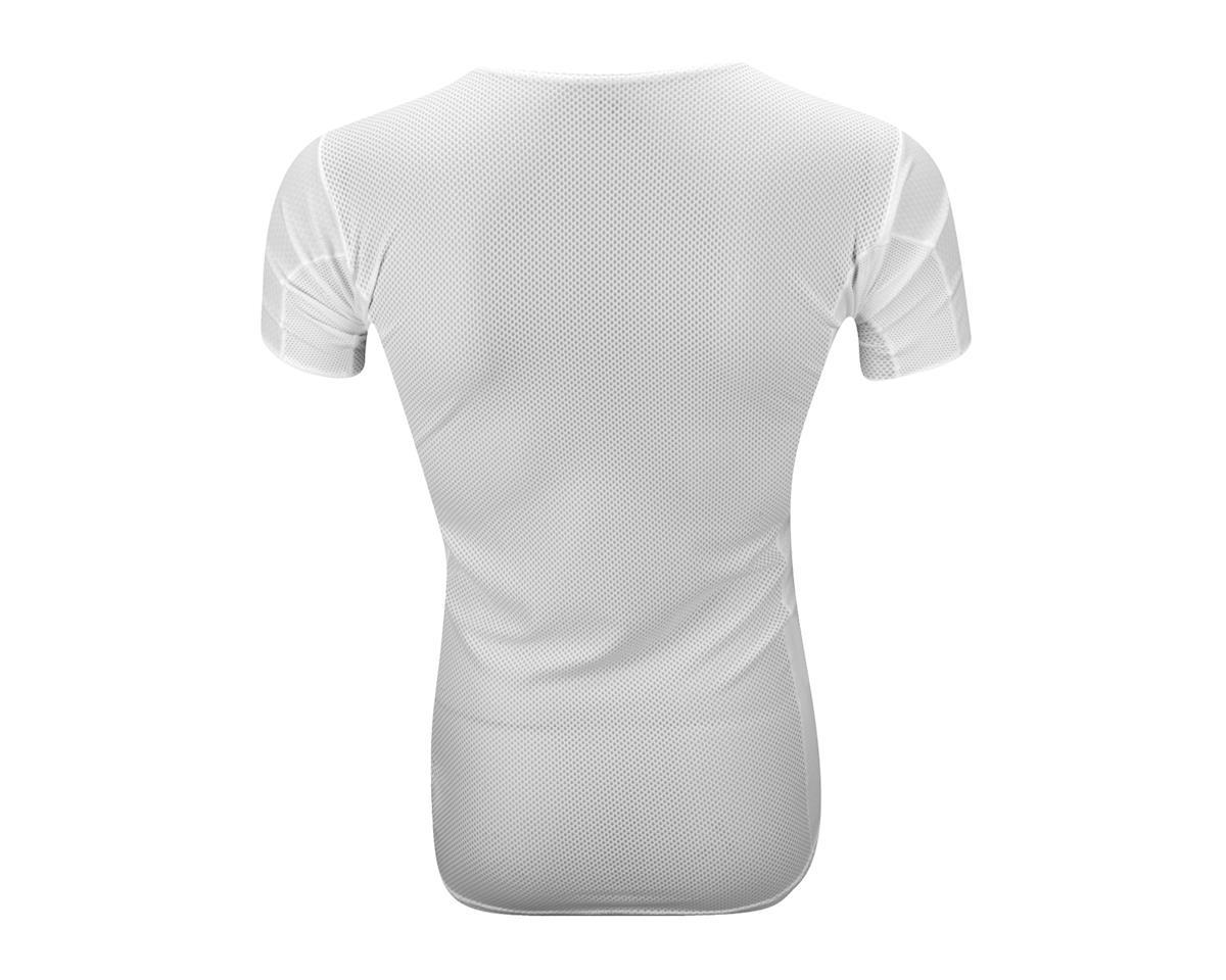 Pearl Izumi Transfer Short Sleeve Baselayer (White) (Medium)