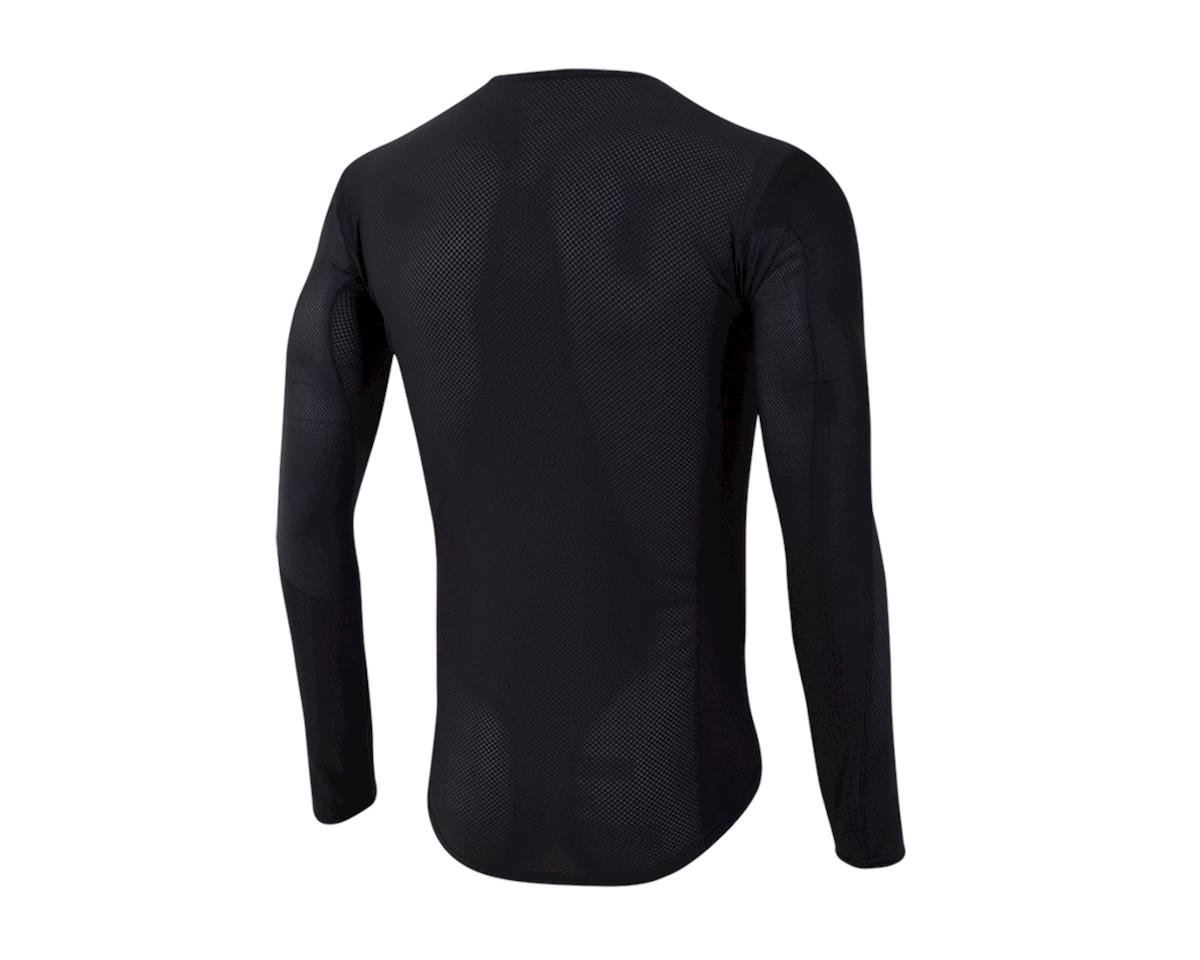 Pearl Izumi Transfer Long Sleeve Baselayer (Black) (L)