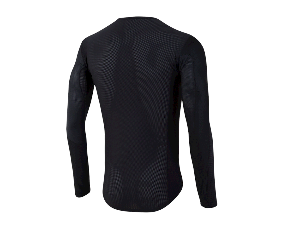 Pearl Izumi Transfer Long Sleeve Baselayer (Black) (XL)