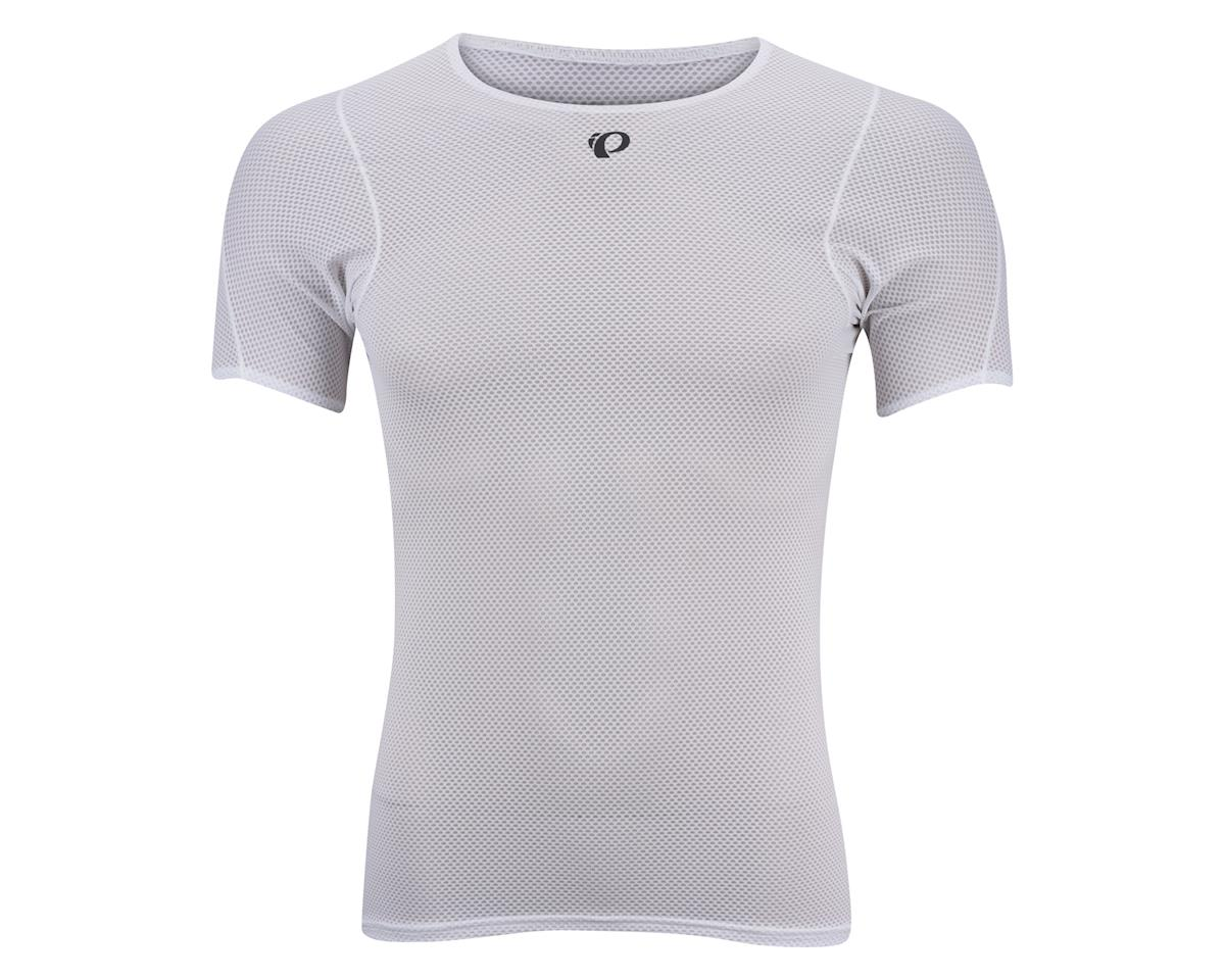 Pearl Izumi Cargo Short Sleeve Baselayer (White) (XL)