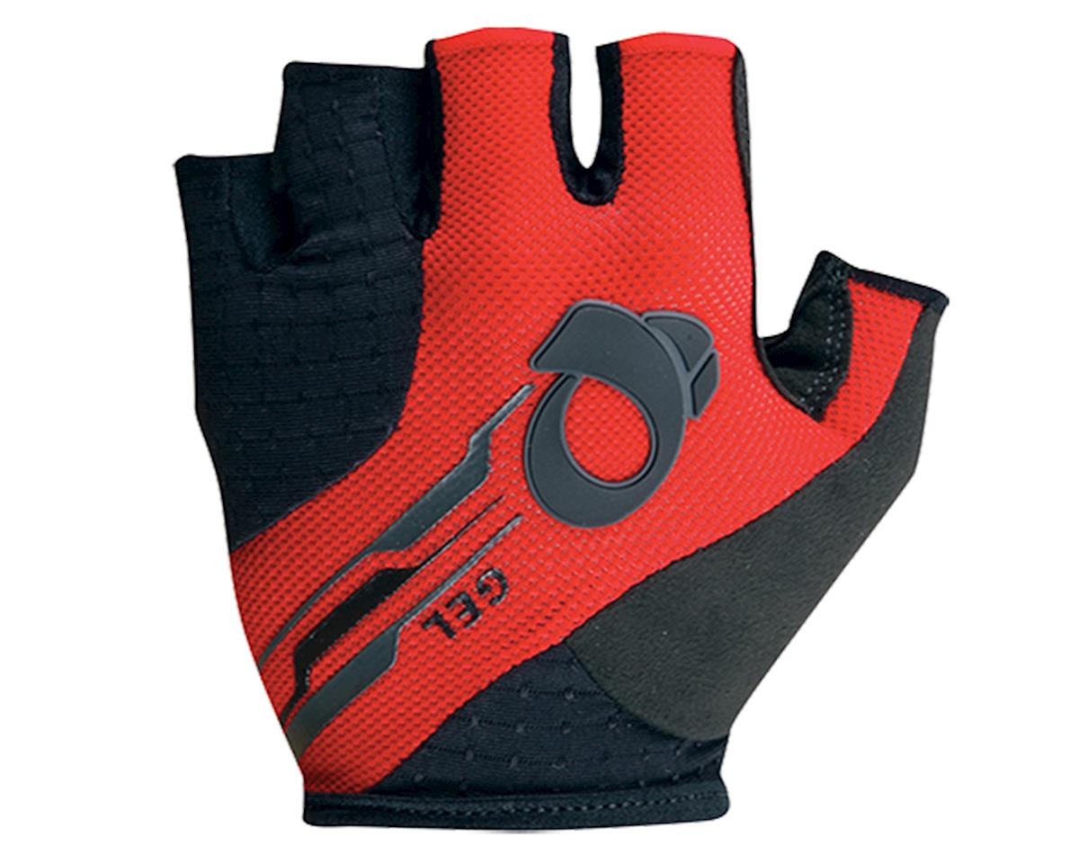 Pearl Izumi Elite Gel Short Finger Bike Gloves (True Red)