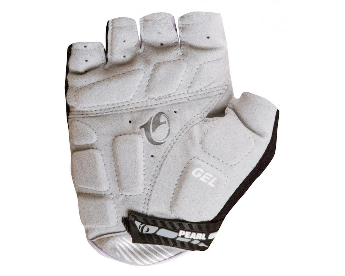 Pearl Izumi Elite Gel Short Finger Bike Gloves (White/Black) (S)